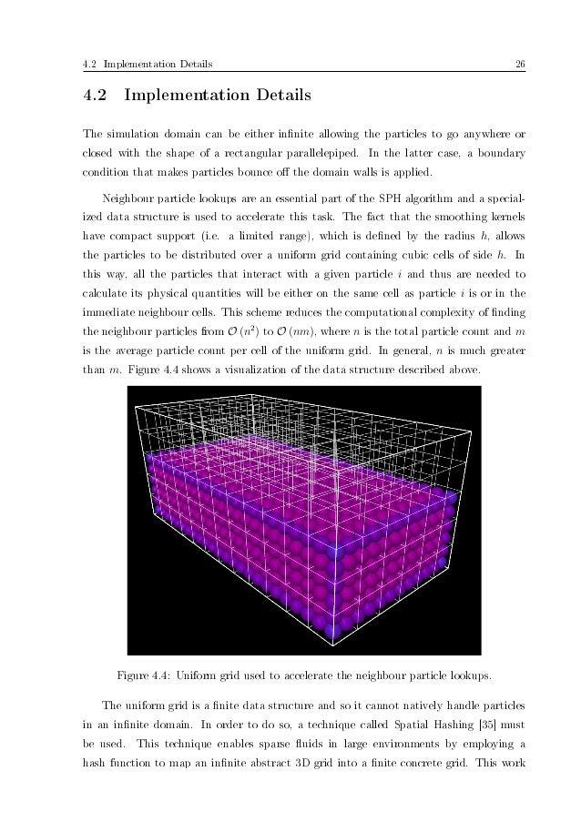 GPU HistoPyramid Based Fluid Simulation and Rendering