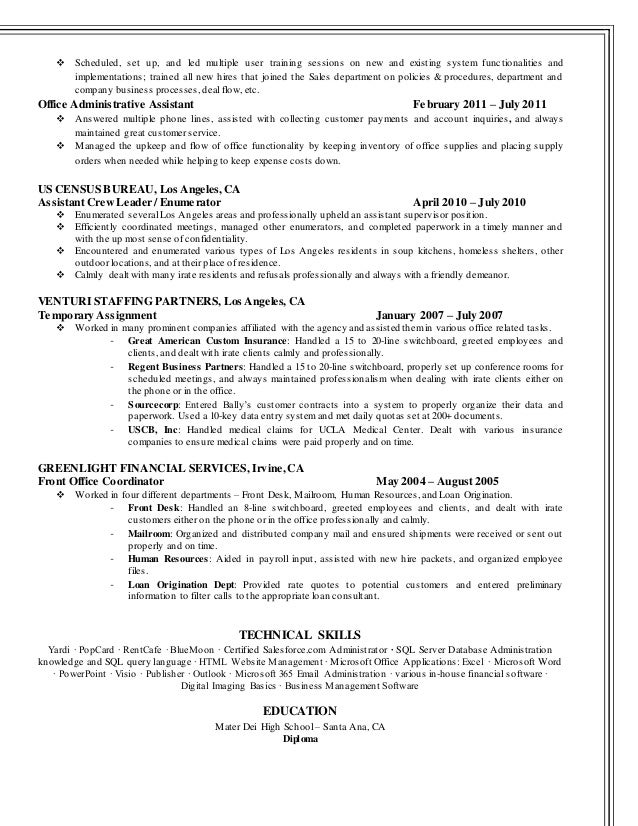 Resume For Supervisor Word Kristina Resume  Pm Leasing Consultant  Resume Template Microsoft Word Download Excel with Resume For Maintenance Word  Professional Statement Resume Pdf
