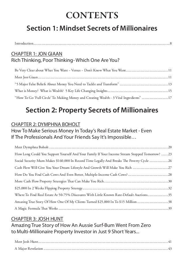 Millionairephenomena