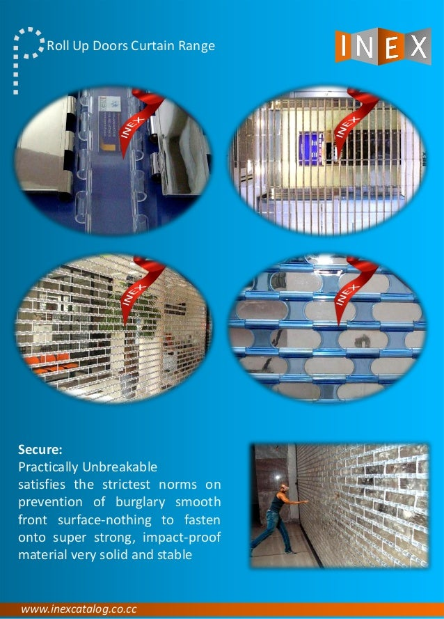 Secure: Practically Unbreakable satisfies the strictest norms on prevention of burglary smooth front surface-nothing to fa...