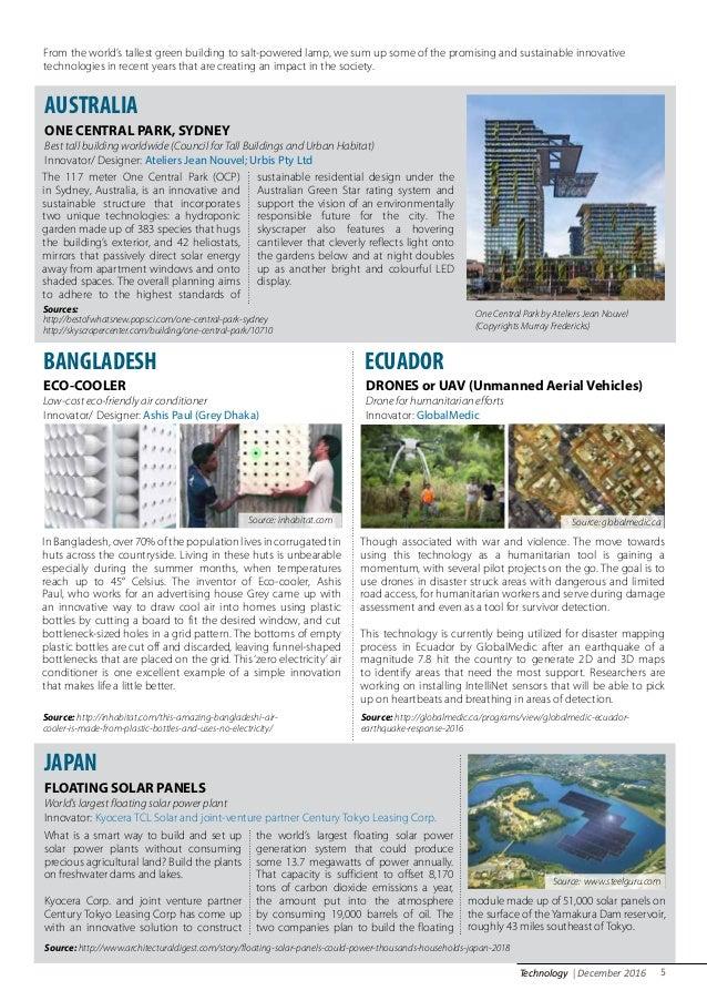 Technology Magazine- Collaborative Innovation