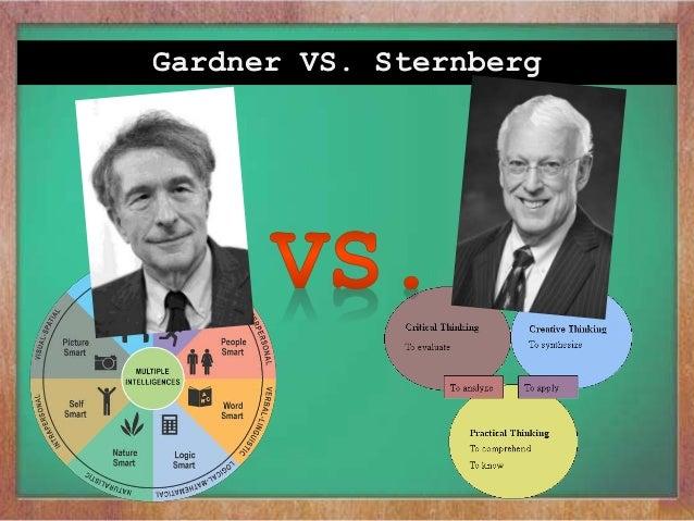 sternberg vs gardner