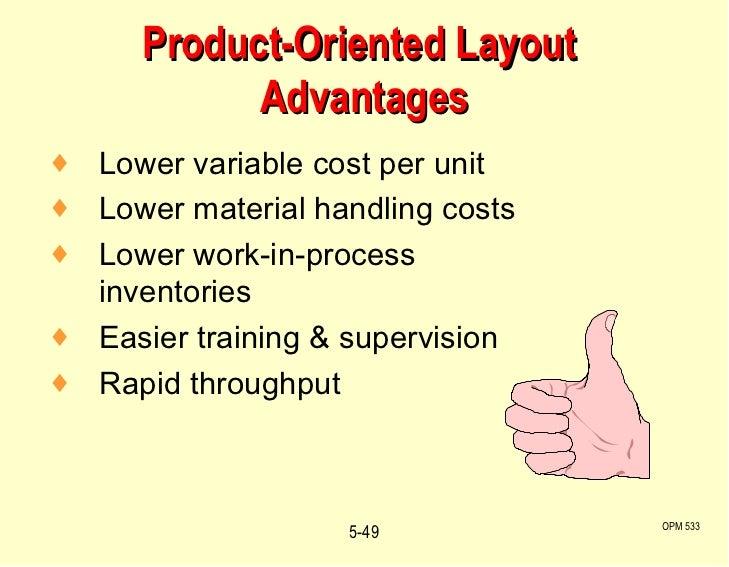 C5 Process Layout