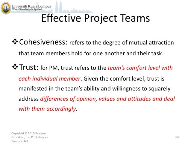 team cohesiveness and team conflict related Key drivers to achieve team cohesiveness high-performance teams are what make  both humor and playfulness can be helpful tools in resolving conflict and relieving .