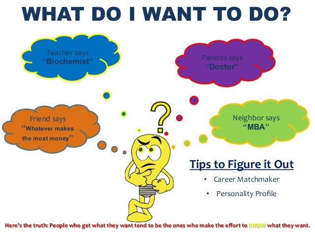 Finding Career Direction
