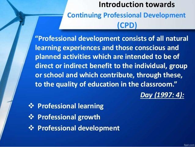 CPD training module_naeem tariq Slide 3