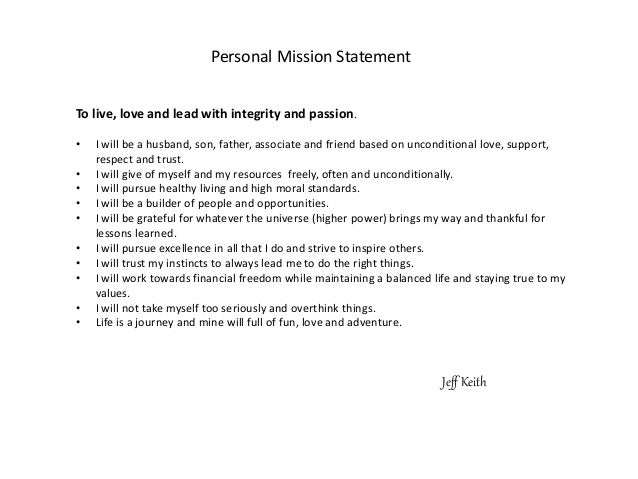 a personal mission statement is defined as Do you know what your personal mission statement is (photo credit: wikipedia) if you conducted a vanity search (a web search of your own name), would you.