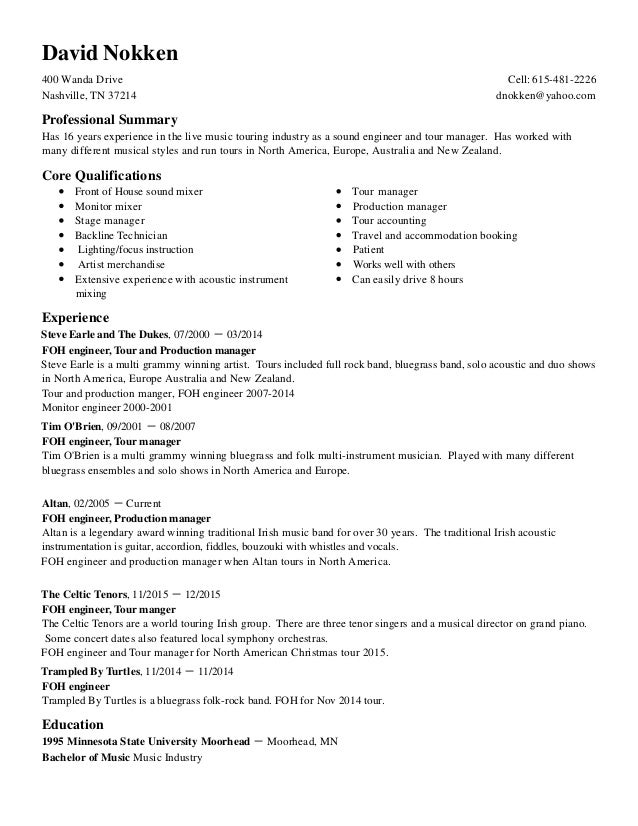 David Nokken Resume-6