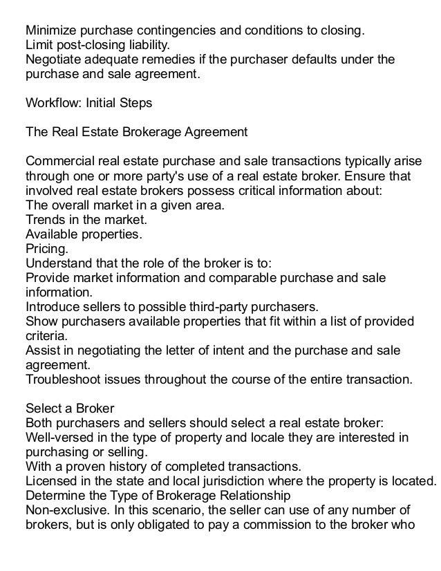 3. Minimize Purchase Contingencies ... Home Design Ideas