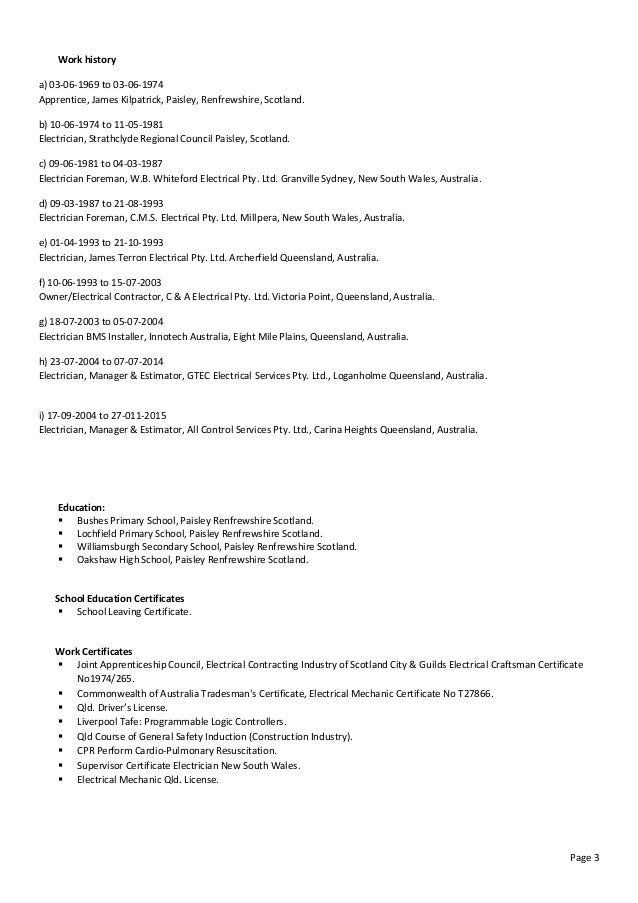 Les\'s Resume General new