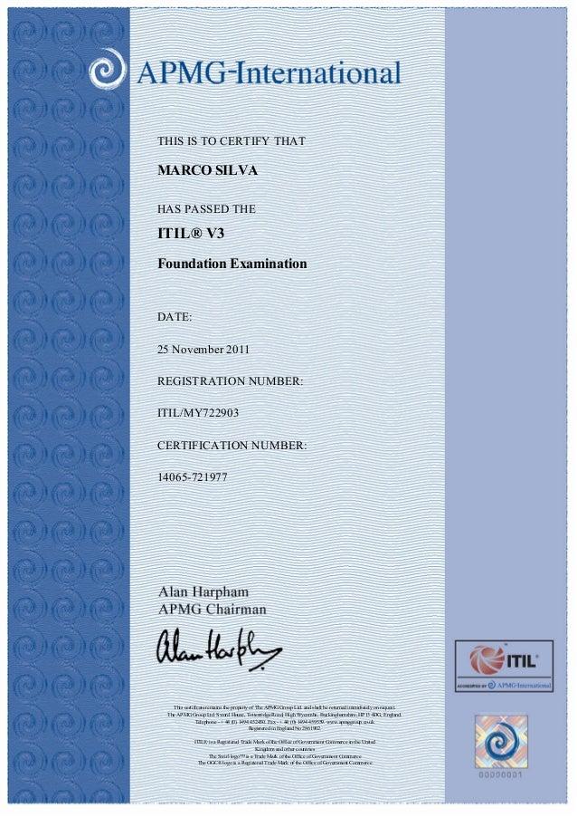 Certificado Itilpdf