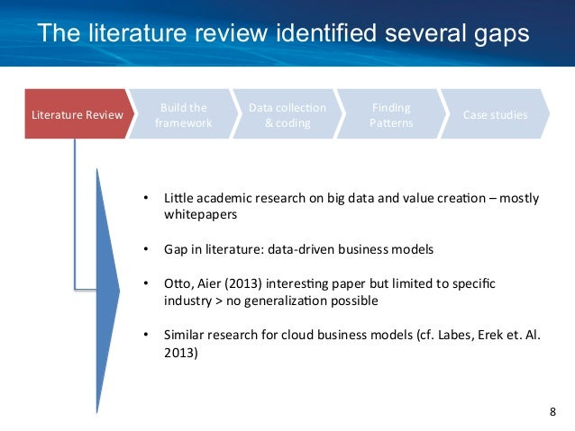 literature review on big data concept Systematic literature review on opinion mining of big data for government intelligence akshi kumar  to embed the concept of s-governance which includes social and sentiment governance (kumar & sharma,  big data, a huge amount of data which is full of conversations, social networking sites,.