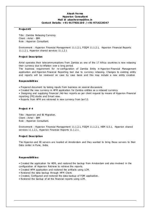 akash verma resume 2016