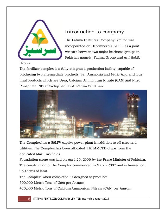 fatima fertilizer company Practice 30 fatima fertilizer company limited interview questions with  professional interview answer examples with advice on how to answer each  question.