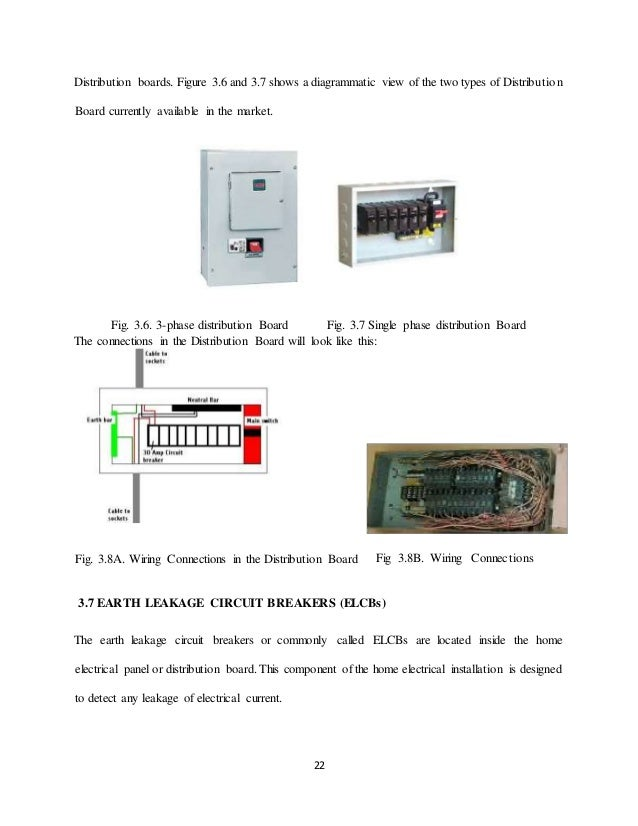 Electrical panel board wiring diagram pdf dolgular comfortable distribution board wiring diagram contemporary asfbconference2016 Gallery