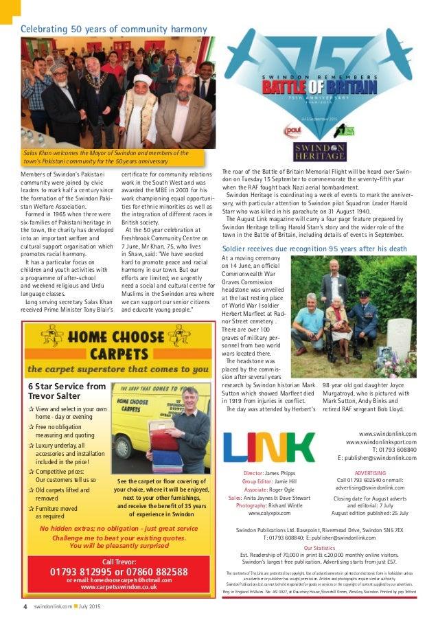 Swindon news advertising companies uk swindon link for Advertising companies uk