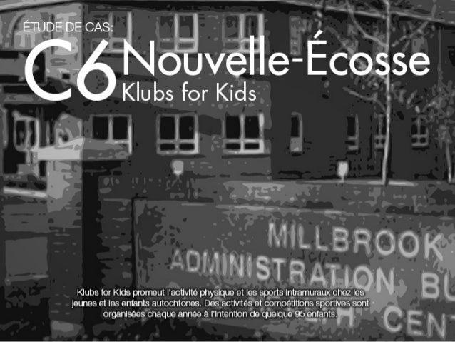 C6 nouvelle écosse - klubs for kids