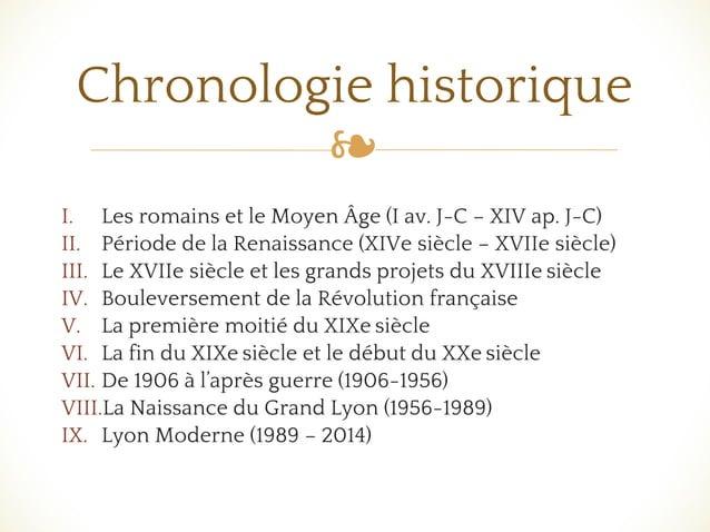 ❧ I. Les romains et le Moyen Âge (I av. J-C – XIV ap. J-C) II. Période de la Renaissance (XIVe siècle – XVIIe siècle) III....