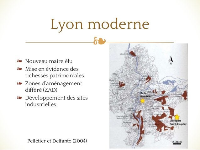 ❧ ❧ Nouveau maire élu ❧ Mise en évidence des richesses patrimoniales ❧ Zones d'aménagement différé (ZAD) ❧ Développement d...