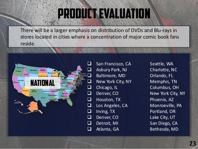 ProductEvaluation  San Francisco, CA Seattle, WA  Asbury Park, NJ Charlotte, NC  Baltimore, MD Orlando, FL  New York C...