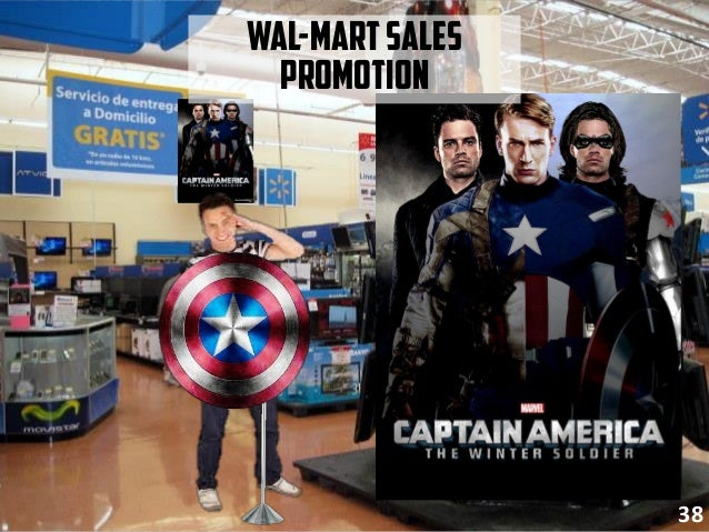 Wal-MartSales Promotion 38