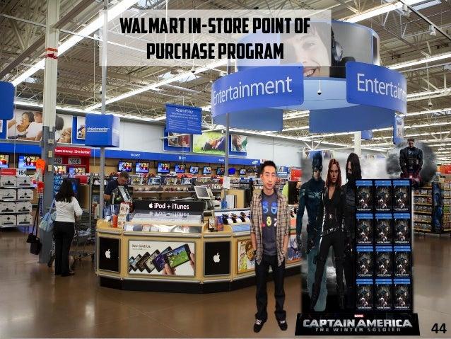 WalmartIn-StorePointof PurchaseProgram 44