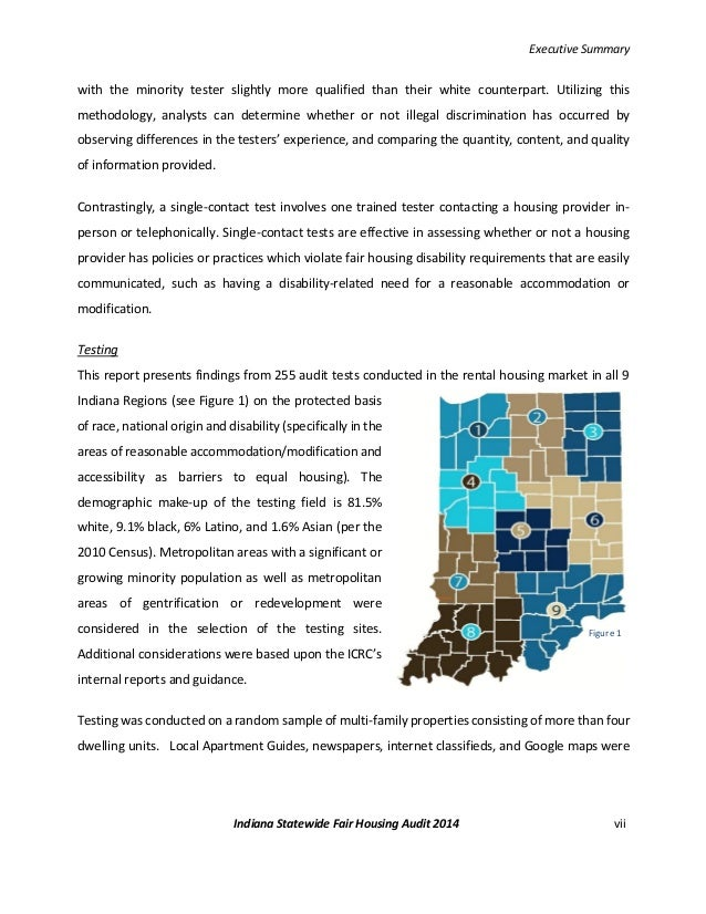 ICRC-Indiana Statewide Fair Housing Year End Report
