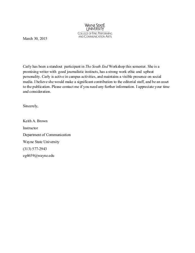carly adams recommendation letter doc docx copy