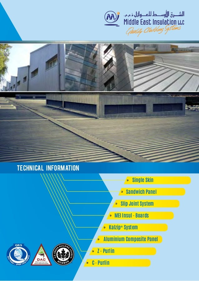 Kalzip Roof Weight