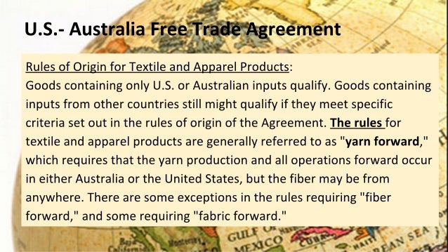 nafta and the u s textile industry Overall it seems like withdrawing from nafta could be very harmful to the us textile and apparel industry textile exports to mexico and canada will decrease by $2,081 million (down 477%), exports especially to.