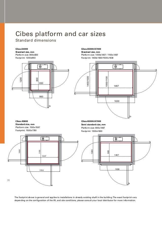Cibes Product Range Brochure