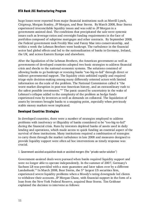 Case 8 countrywide financial the subpri