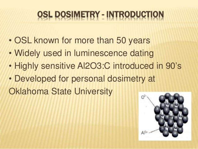 osl dating ppt