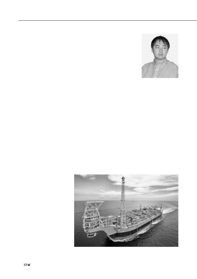 8 2014.3 日 本 企 業 の 取 り 組 み 2 念願のアンゴラ進出 三井海洋開発は、FPSO(Floating Production, Storage and Offloading system)、TLP(Tension Leg Pl...