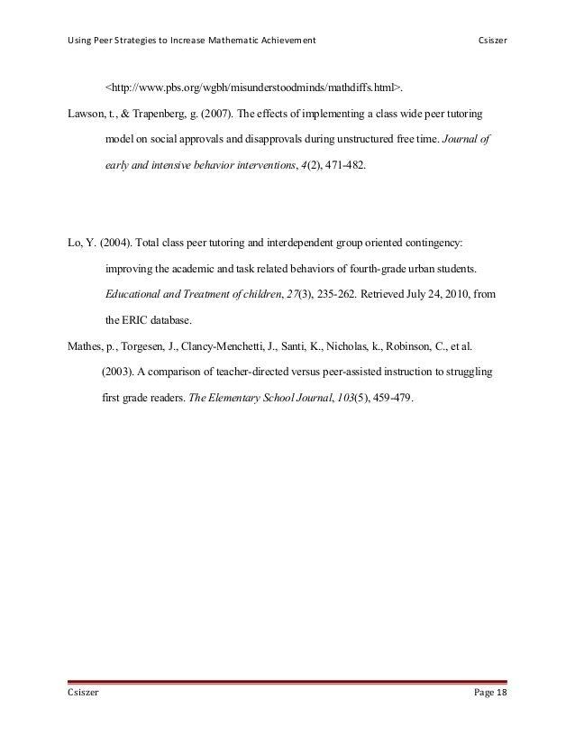 Amazing Csiszer Page 17; 18. Using Peer ...