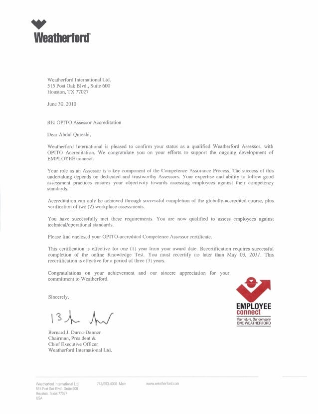 Letter from CEO