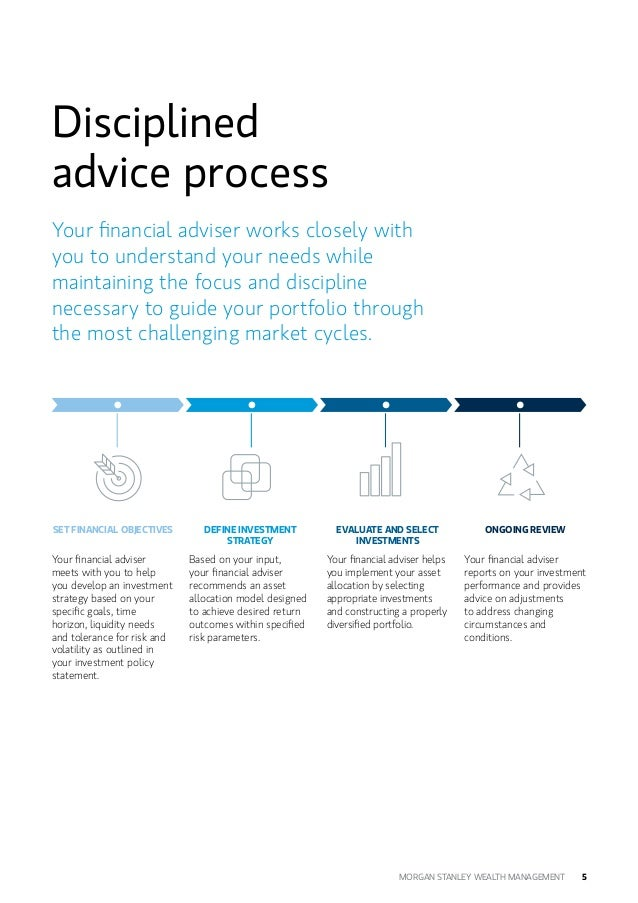 Investment and Advice Services for Not-for-Profit Organisations