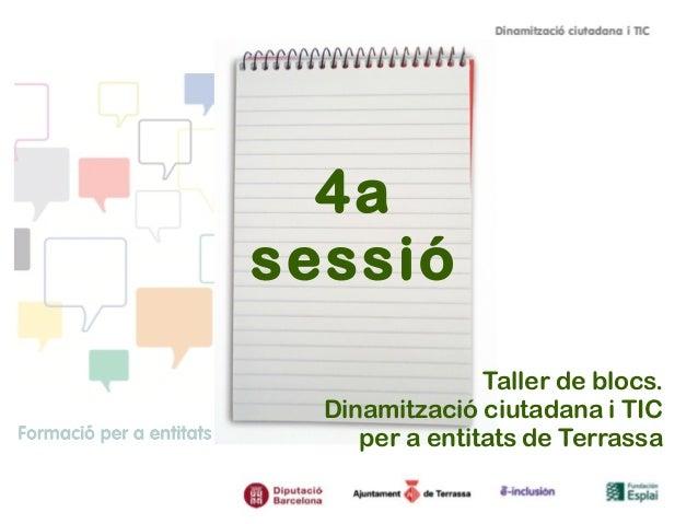 Presentacio trs sessio4 Slide 2