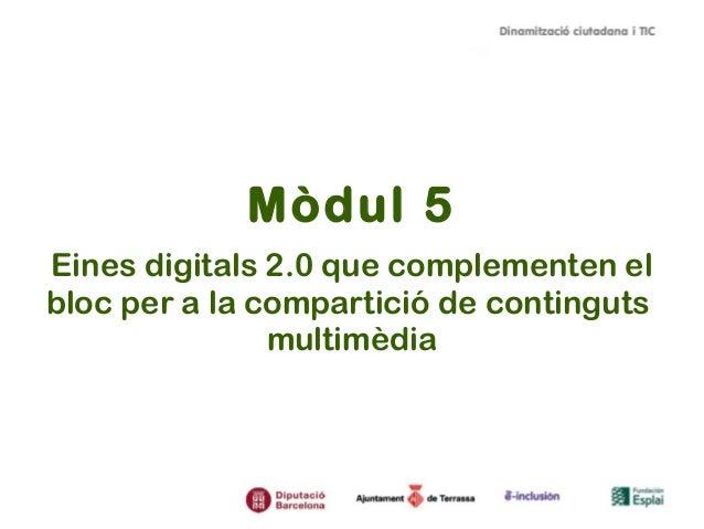 Presentacio trs sessio4 Slide 3