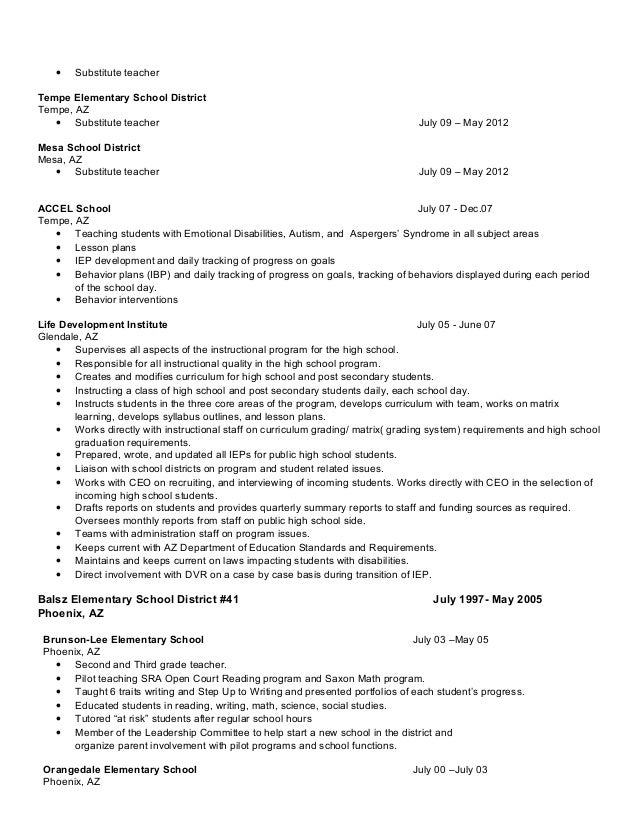 resume for in arizona collegeconsultants x fc2