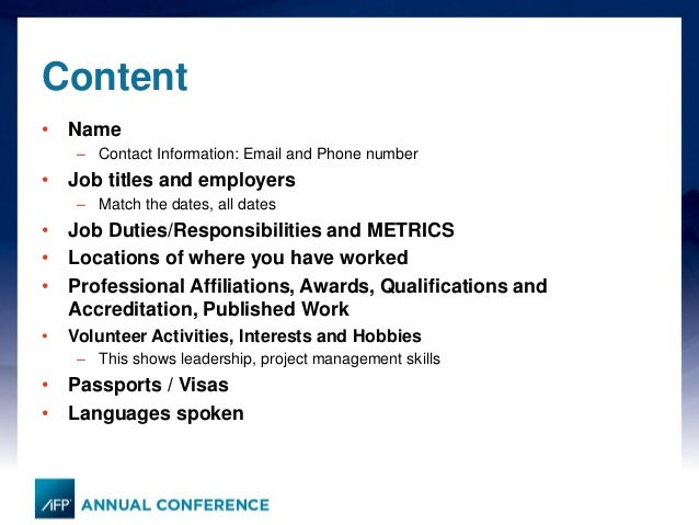 pdf 4 - Impactful Resume Update