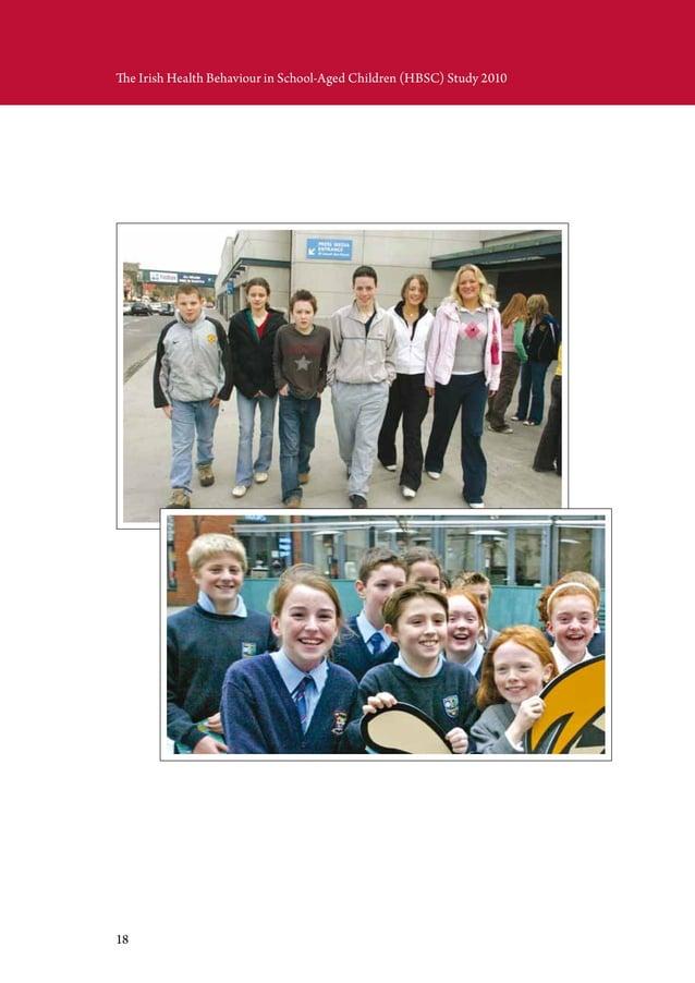 18 The Irish Health Behaviour in School-aged Children (HBSC) Study 2010The Irish Health Behaviour in School-Aged Children ...