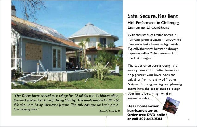 Deltec booklet june2014 for Deltec homes cost