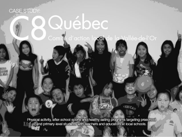 C8 Québec - Comité d'Action Local de la Vallée-de-l'Or