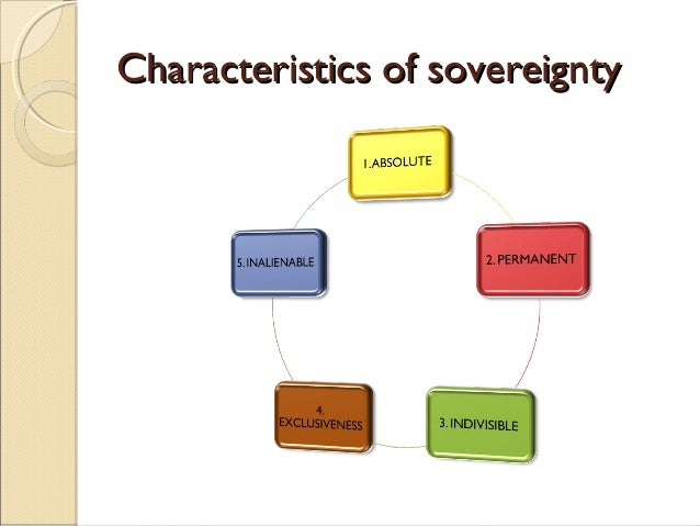 """importance of sovereignty The legal concept of sovereignty is a separate matter that this article does not discuss in detail—though everything herein is important to know for those looking for """"legal"""" remedies the misuse of the concept of """"sovereignty"""" in legal matters almost always causes one more harm than good, as will be detailed below."""