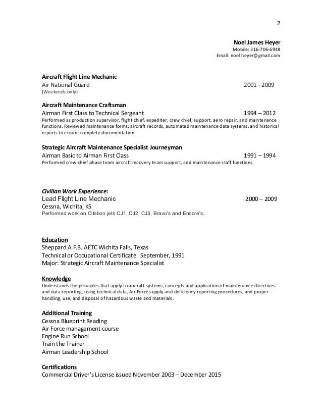 Awesome Crew Chief Resume Ideas - Simple resume Office Templates .