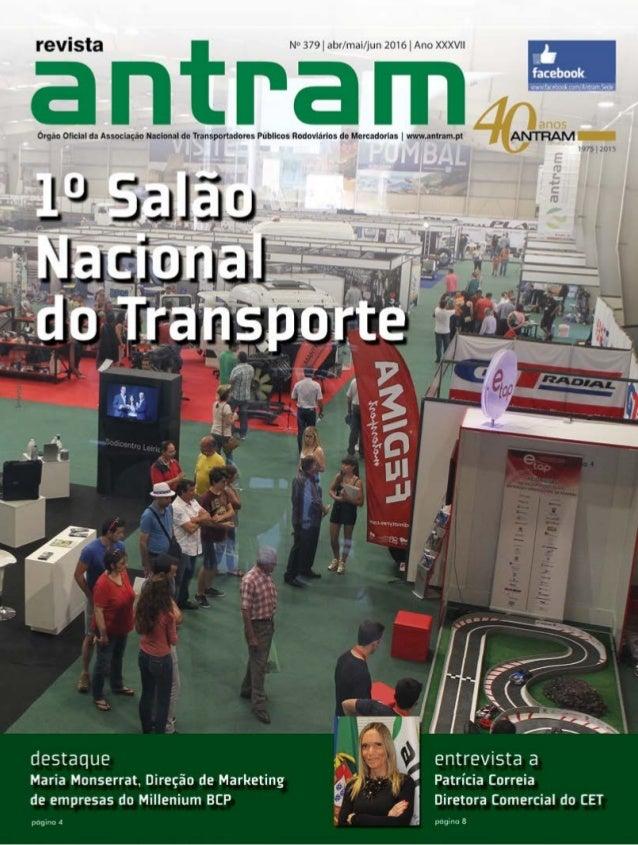 2 | Revista ANTRAM | abr/mai/jun 2016
