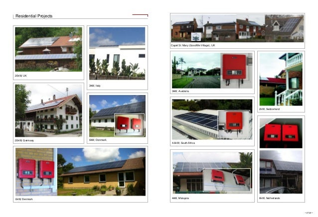 Goodwe Brochure