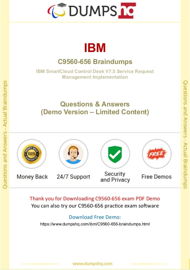 IBM C9560-656 Questions - Download Actual C9560-656