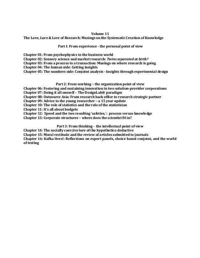 New.Novum.11.Lure.Lore.Research Slide 2
